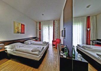 Bad Brambach, Santé Royale, Hotel, Zimmer